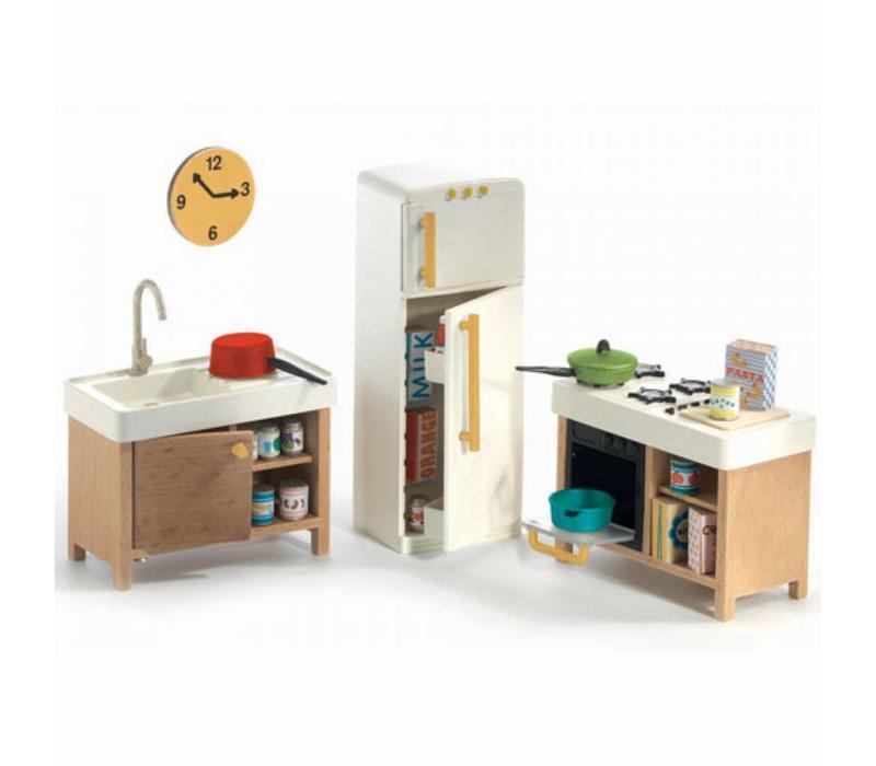 Djeco meubelset keuken