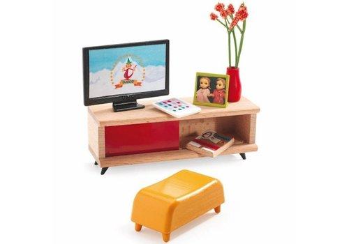 Djeco Djeco meubelset TV salon