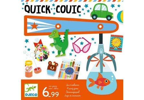 Djeco Djeco Quick-Couic Gezelschapsspel