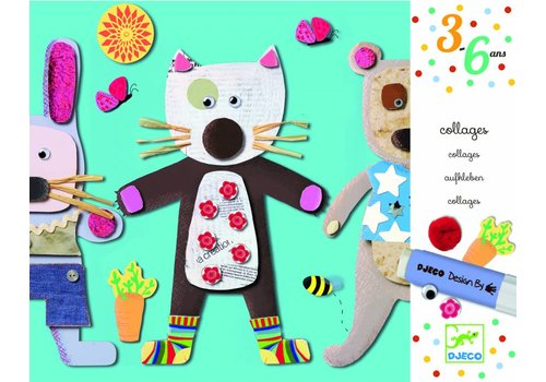 Djeco Djeco Collages for Little Ones