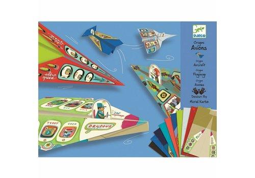 Djeco Djeco Origami Aircrafts