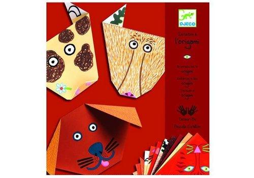 Djeco Djeco origami dieren