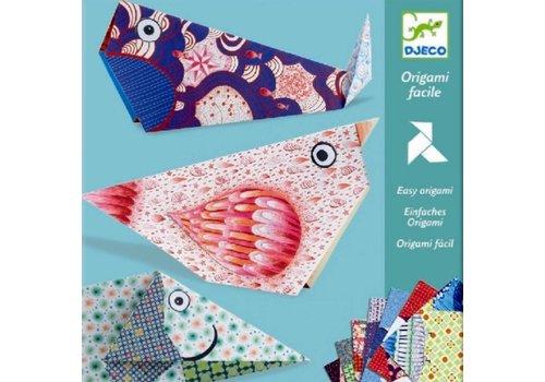 Djeco Djeco eenvoudige origami grote dieren