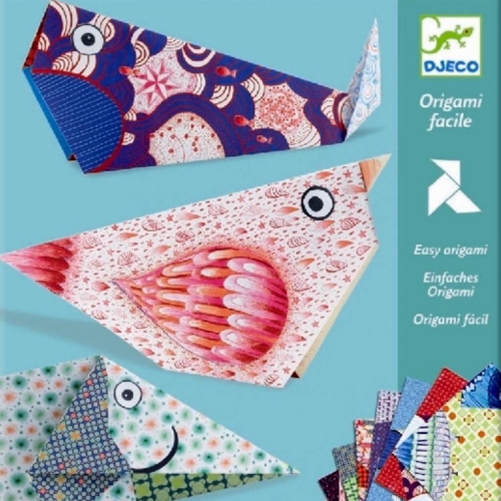 Origamivouwen Fanthomecom