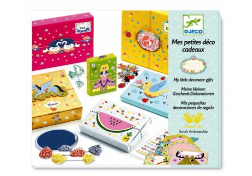 Djeco Djeco Cadeau Decoratie Set