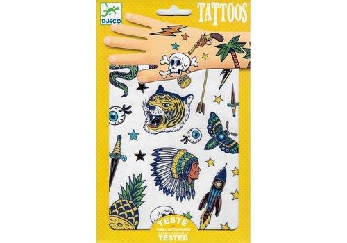 Djeco Djeco Tattoos Bang Bang