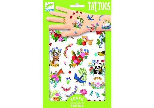 Djeco Djeco Tattoos Happy Spring