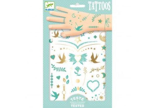 Djeco Djeco Tattoos Les Bijoux De Lily