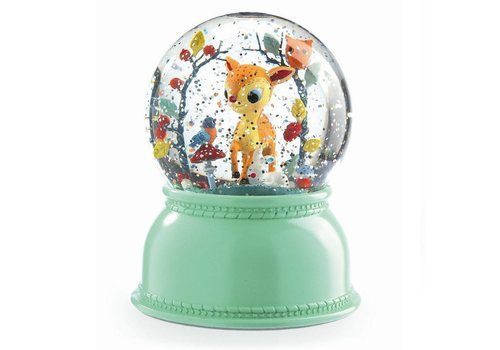Djeco Djeco Nightlight Snow Ball Deer