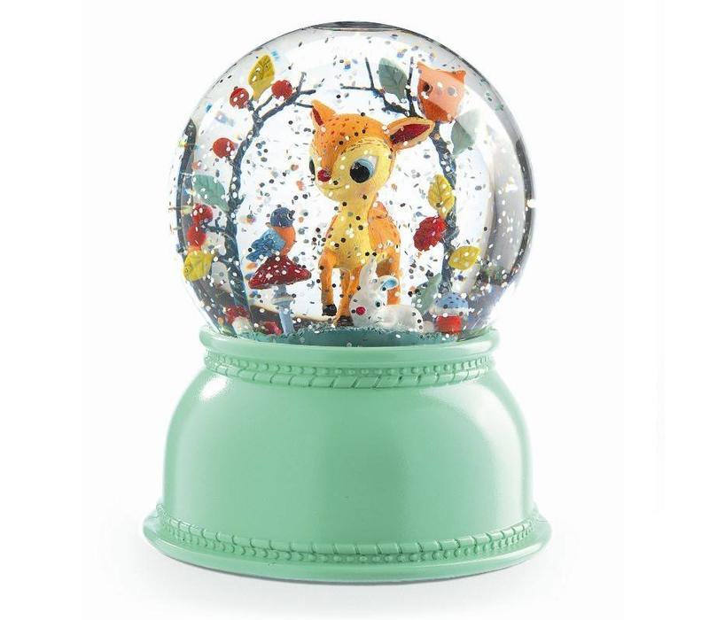 Djeco Nightlight Snow Ball Deer