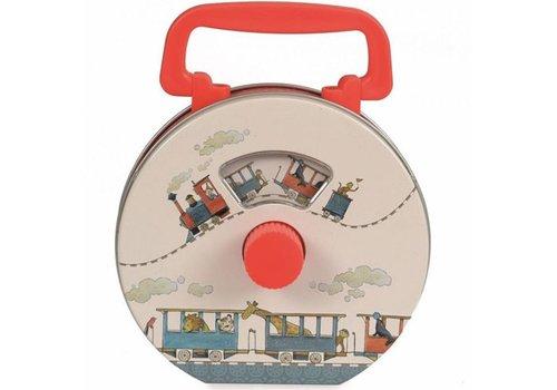 Egmont Toys Egmont Toys Muziekdoos/Radio Trein