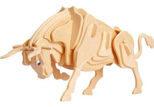 Eureka Gepetto's Workshop 3D puzzel Stier