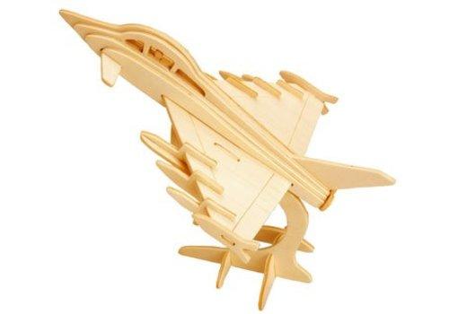 Eureka Gepetto's Workshop 3D puzzel gevechtsvliegtuig