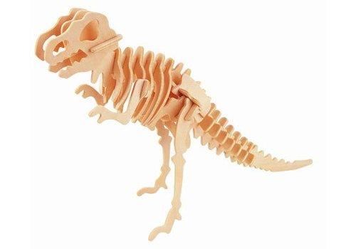 Eureka Gepetto's Workshop 3D puzzel Tyrannosaurus