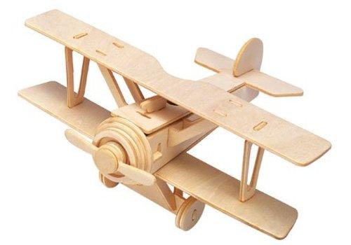 Eureka Gepetto's Workshop 3D puzzel Dubbel-dekker