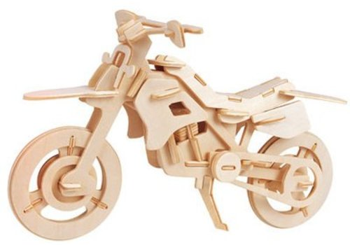 Eureka Gepetto's Workshop 3D puzzel Crossbrommer