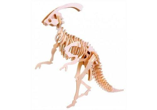 Eureka Gepetto's Workshop 3D puzzel Parasaurolophus