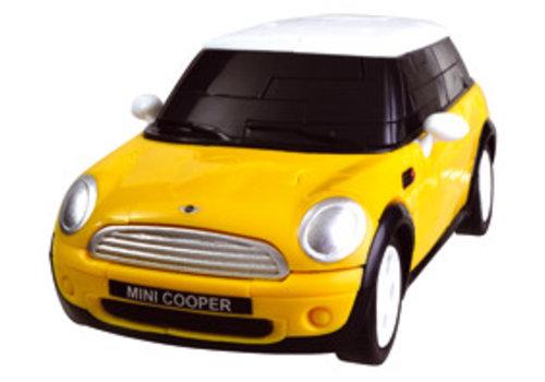 Eureka Eureka Mini Cooper 3D puzzel