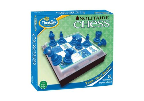 Thinkfun Thinkfun Solitaire Chess denkspel