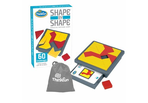 Thinkfun Thinkfun Shape by Shape