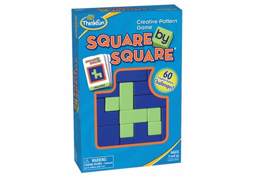 Thinkfun Thinkfun Square by Square