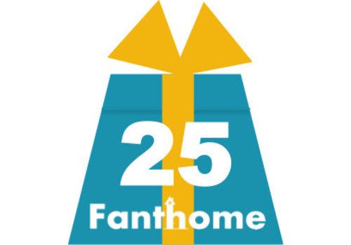 Fanthome Cadeaubon Fanthome 25 euro