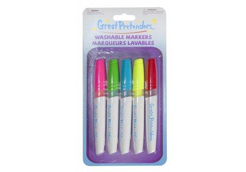 Great Pretenders! Great Pretenders Colour Me Wasbare Stiften Set