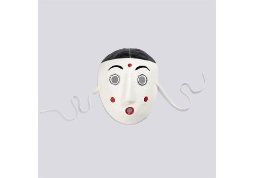 Hay Hay Mood Mask White