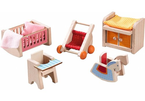 Haba Haba Little Friends - Poppenhuismeubels Kinderkamer