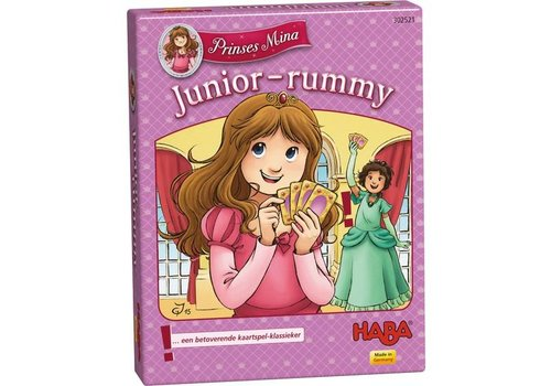 Haba Haba Junior Rummy Prinses Mina