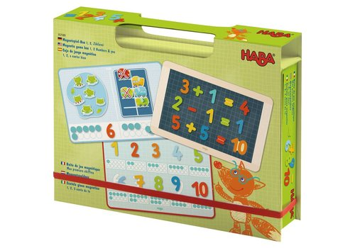 Haba Haba Magneetspeldoos 1,2, tel mee!