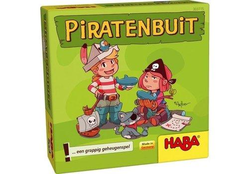 Haba Haba Supermini Spel - Piratenbuit
