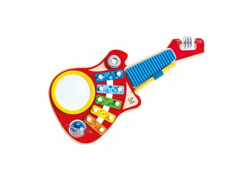 Hape Hape 6-in-1 Muziekinstrument