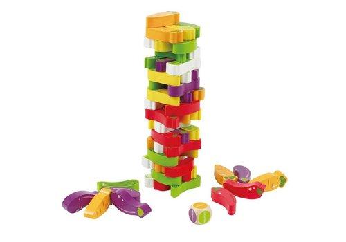 Hape Hape Veggie Blokken Gezelschapsspel