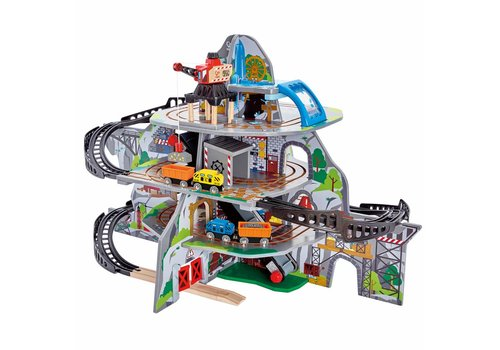Hape Hape Mighty Mountain Mine Trein Speelset