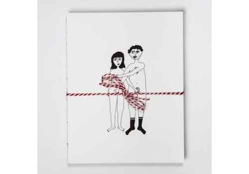 Helen B Helen B Notebook Hardcover Naked Couple