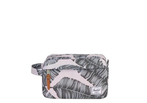 Herschel Supply Co Herschel Chapter Silver Birch Palm Toilettas