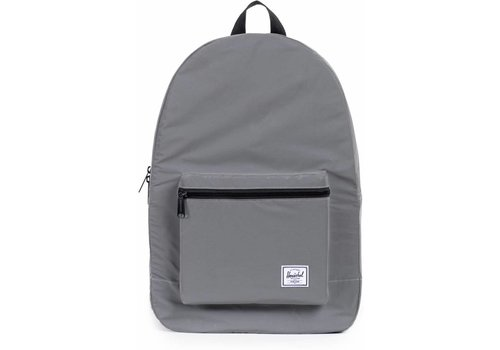 Herschel Supply Co Herschel Day/Night Packable Daypack Silver Reflective/Black Reflect