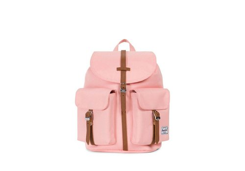 Herschel Herschel Dawson X-Small Peach/Tan Synth Leather