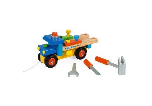 Janod Janod Brico'kids Vrachtwagen