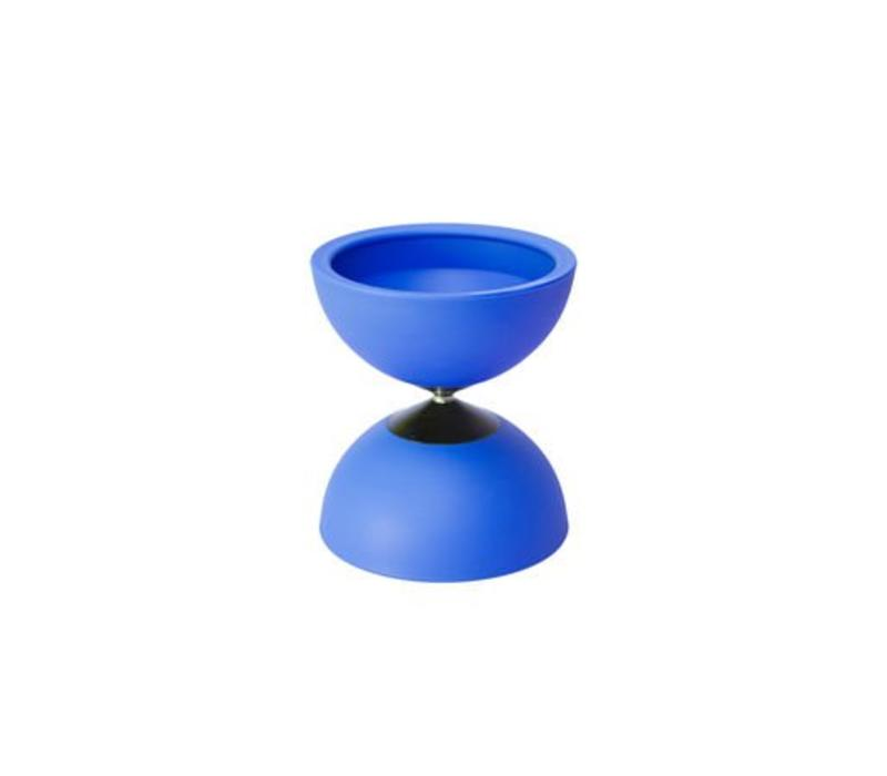 Circus Jojo Diabolo Spinner - Made In Belgium Blauw