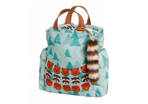 Jeune Premier Jeune Premier Backpack Billie Mini Forest Boys