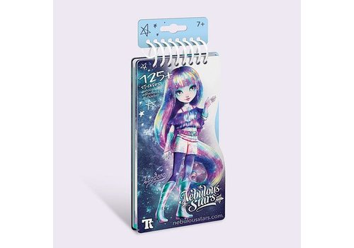 Nebulous Stars Nebulous Stars Mini Ideeënboekje Isadora