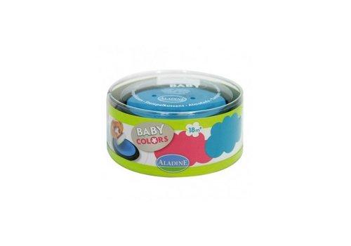 Aladine Aladine Stampo Baby inktkussenset turkoois / roze