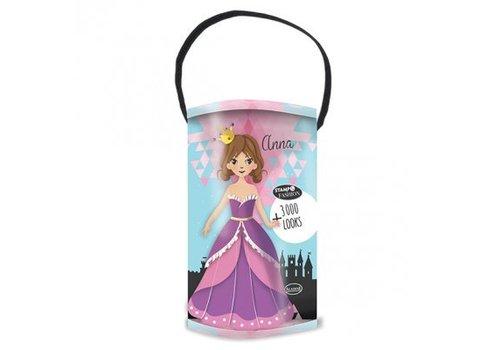 Aladine Aladine Stampo Fashion Box Prinses
