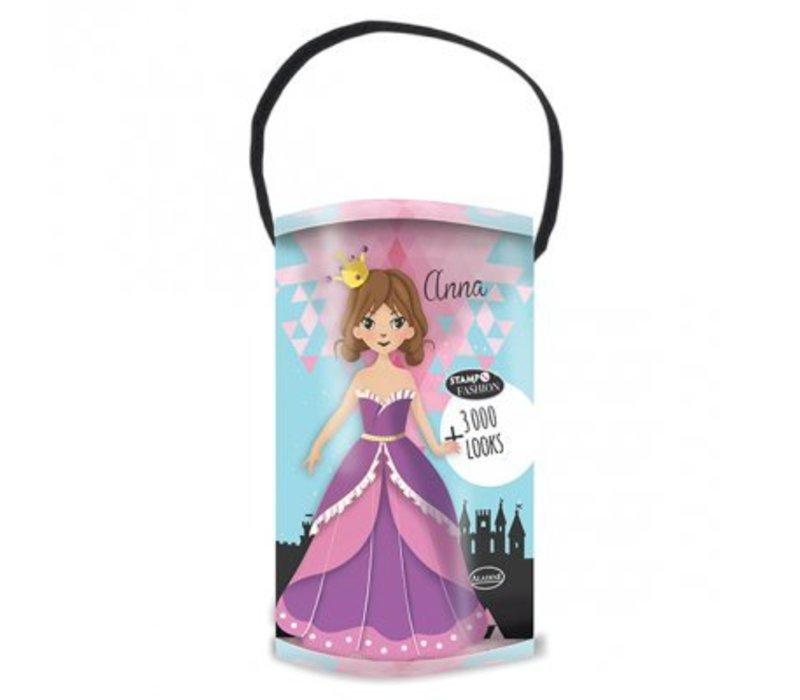 Aladine Stampo Fashion Box Prinses