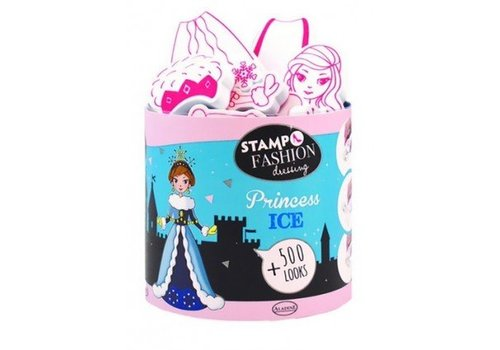Aladine Aladine Stampo Fashion Dressing Ice Prinses