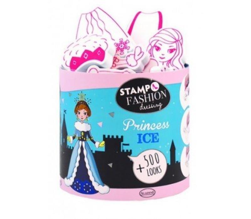 Aladine Stampo Fashion Dressing Ice Prinses