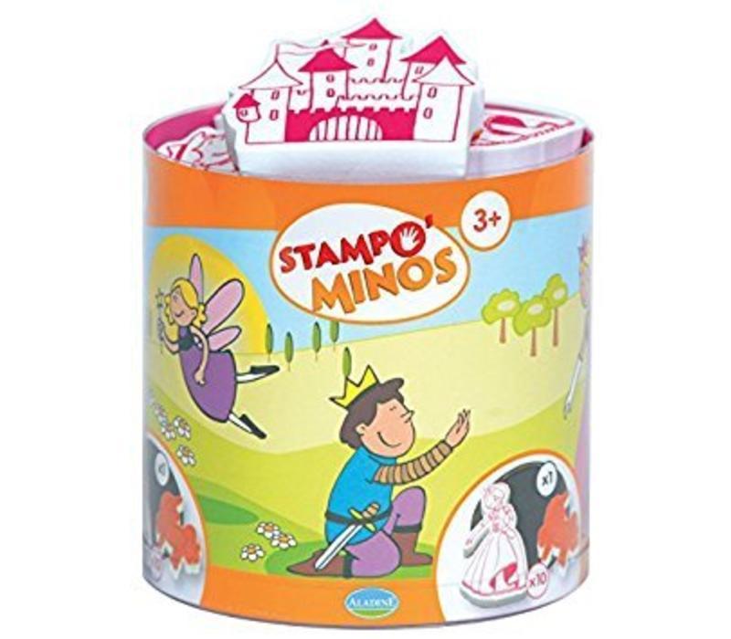 Aladine Stampo Minos Prinsessen