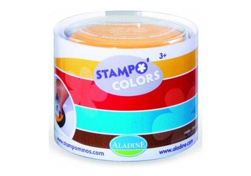 Aladine Aladine Stampo Colors Harlekijn